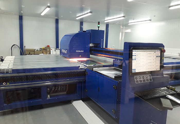 Línea Impresión Digital